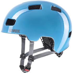 UVEX HLMT 4 Helmet Kids, azul